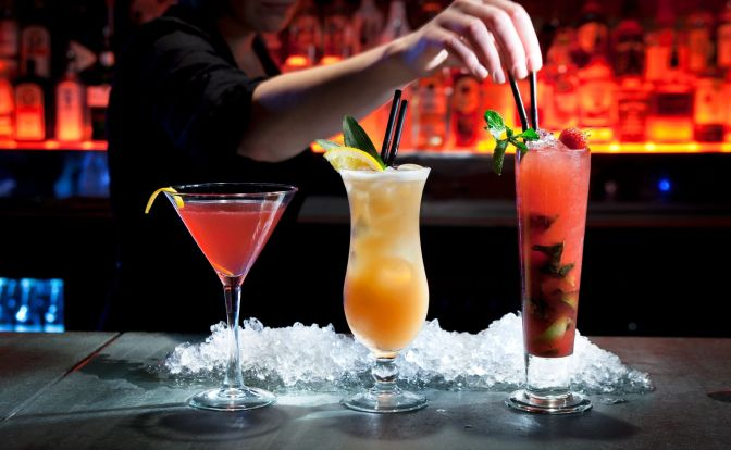 5 Hotel Bars Re-Creating Cocktails with Culture