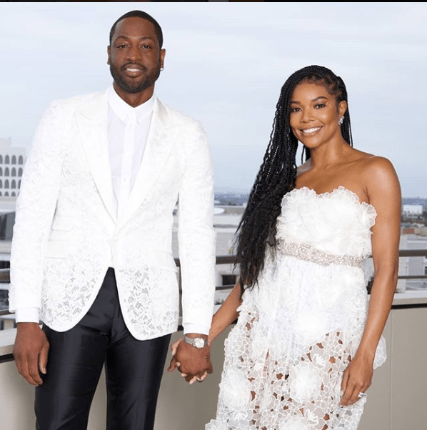 Valentine's Day Advice from Gabrielle Union and Dwayne Wade on How to Keep the Love Alive!