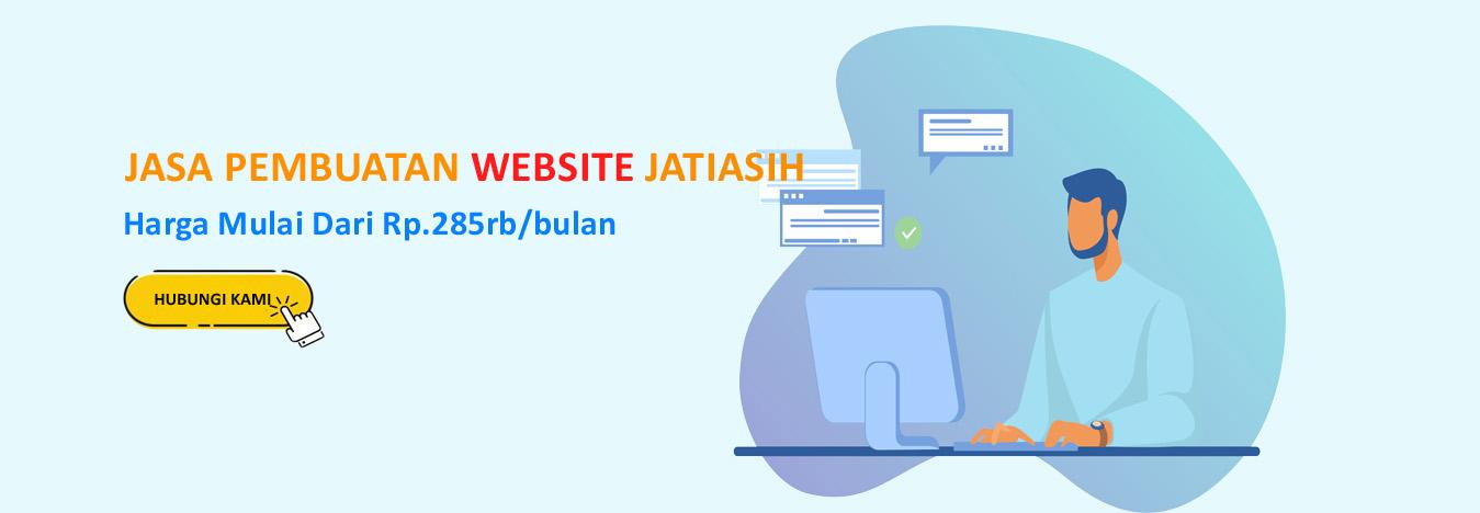 jasa pembuatan website jatiasih