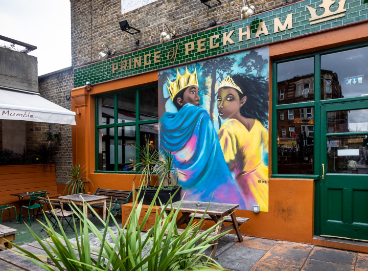 Prince of Peckham Pub Image Gallery | Peckham Nightlife | Peckham ...