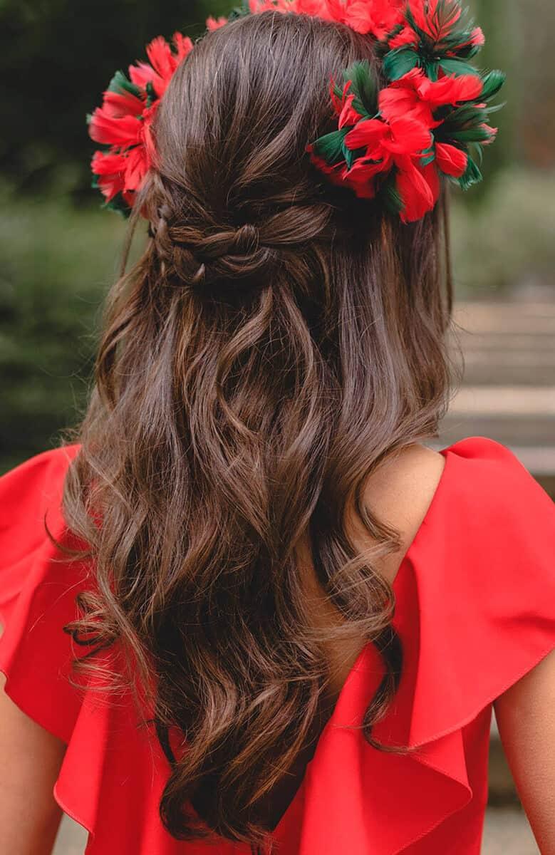 10 peinados para invitadas
