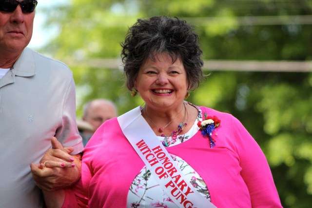 Vicky Atwood on Thursday, May 14, 2015. [John-Henry Doucette/The Princess Anne Independent News]
