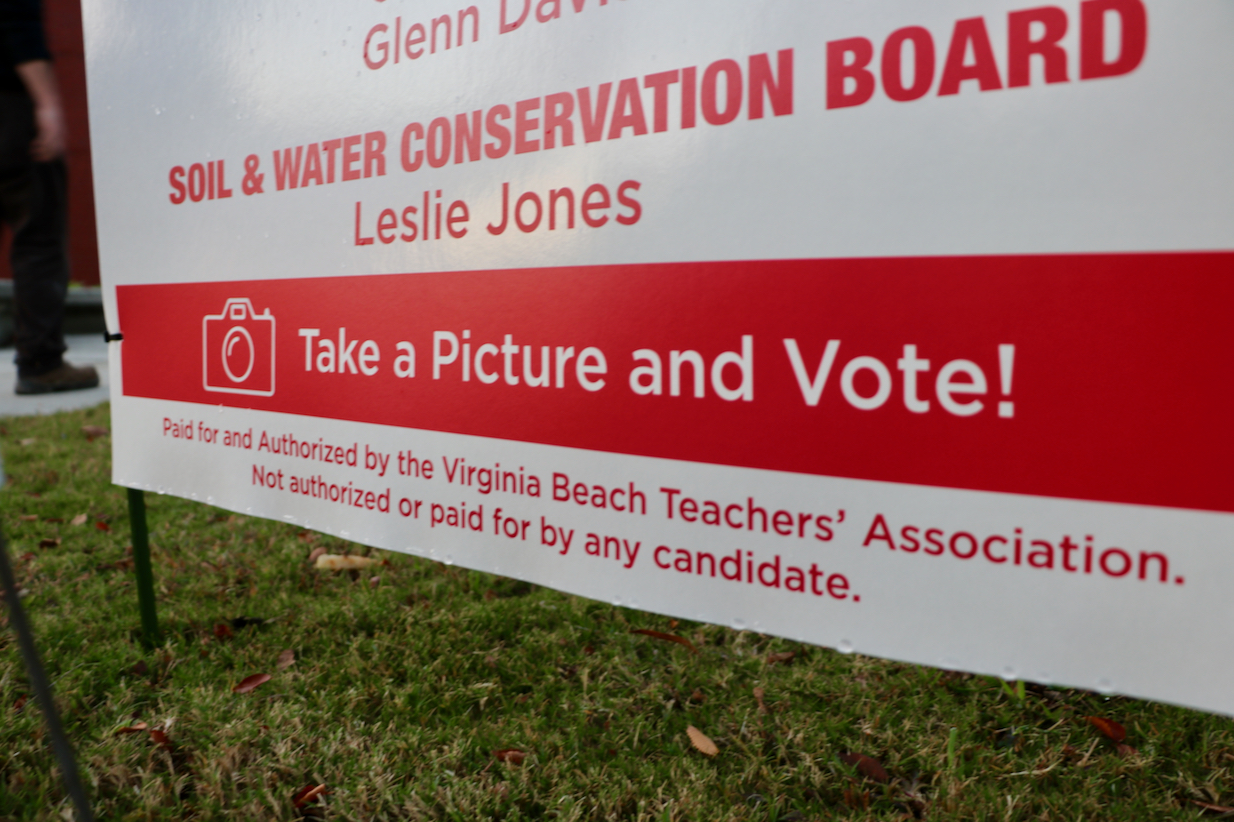 Group claiming to represent educators makes surprise endorsements, raising questions about its political advocacy; commonwealth's attorney reviewing complaint