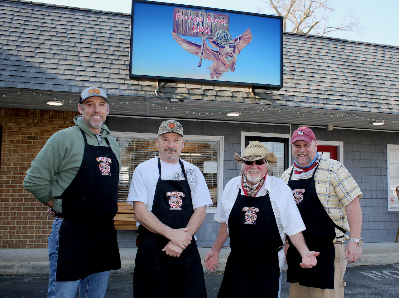 Eats: Pungo Boys bring BBQ back 'downtown'
