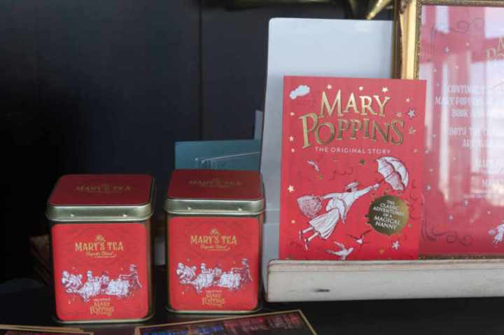 Mary's Tea