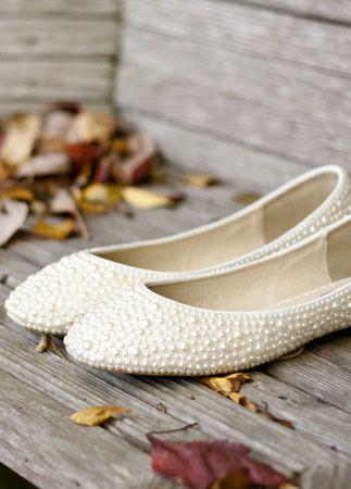PearlWeddingShoes