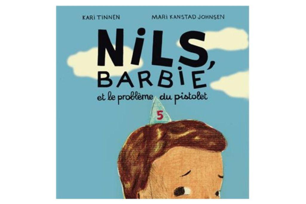 Barbie-Nils-et-le-probleme-du-pistolet-littérature-jeunesse