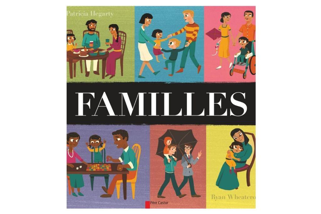 Familles Littérature non sexiste