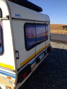 Holding The Caravan Together | South African road trip