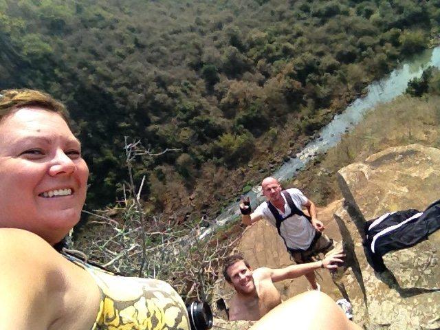 Top of Howick Falls | KwaZulu Natal
