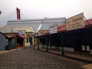 Kimberley's Old Fashioned Town | South African Road Trip