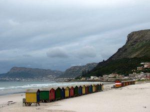 Muizenberg Beach Huts | Cape Town