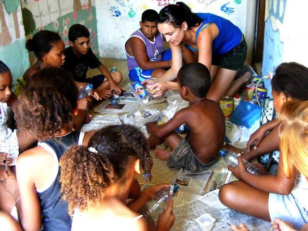 Voluntourism | collaboration