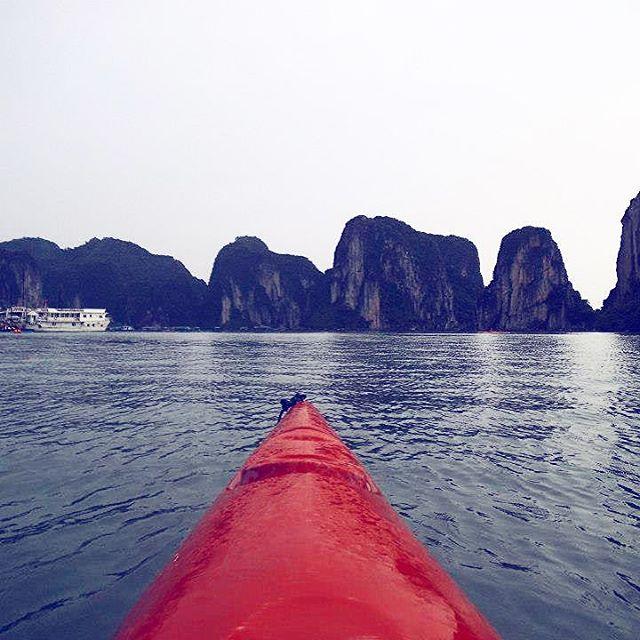 Kayaking (photo by Vicki)