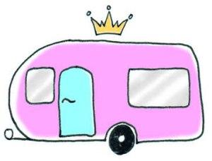 Princess In A Caravan