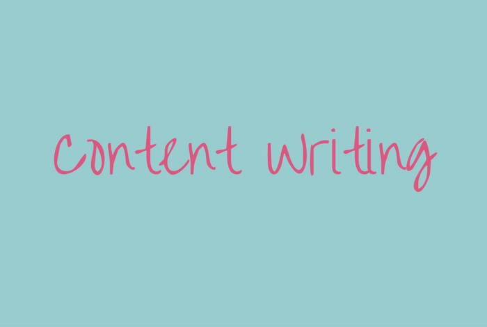 Content Writing | work with me