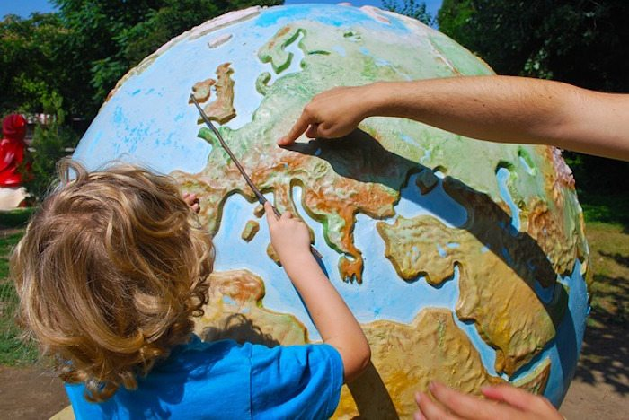 teaching geography | types of teaching overseas