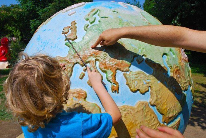 teaching geography   types of teaching overseas