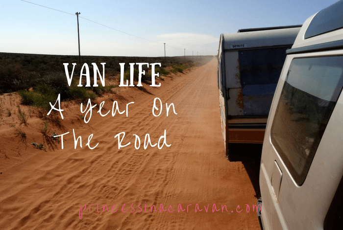 Van Life; A Year On The Road