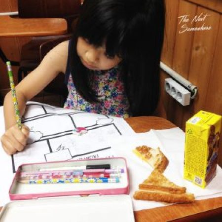 Working Hard | teaching in South Korea