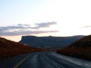 mountain road | Van Life