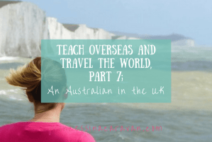 Teaching overseas