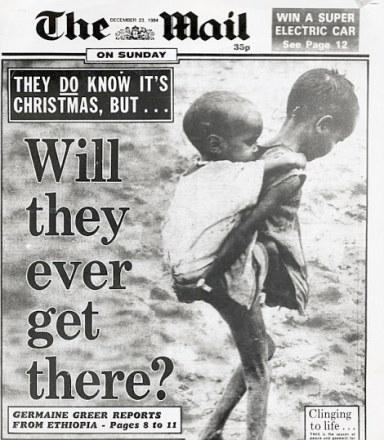 Ethiopia Famine and Relief.