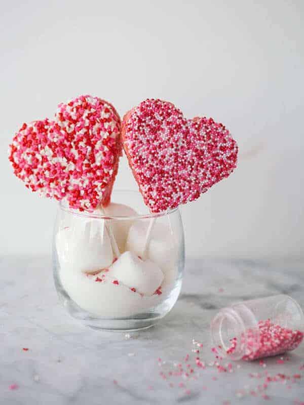 Valentines Day Treats Princess Pinky Girl