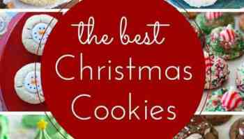 Christmas Cookie Recipes The Best Ideas For Your Cookie Exchange