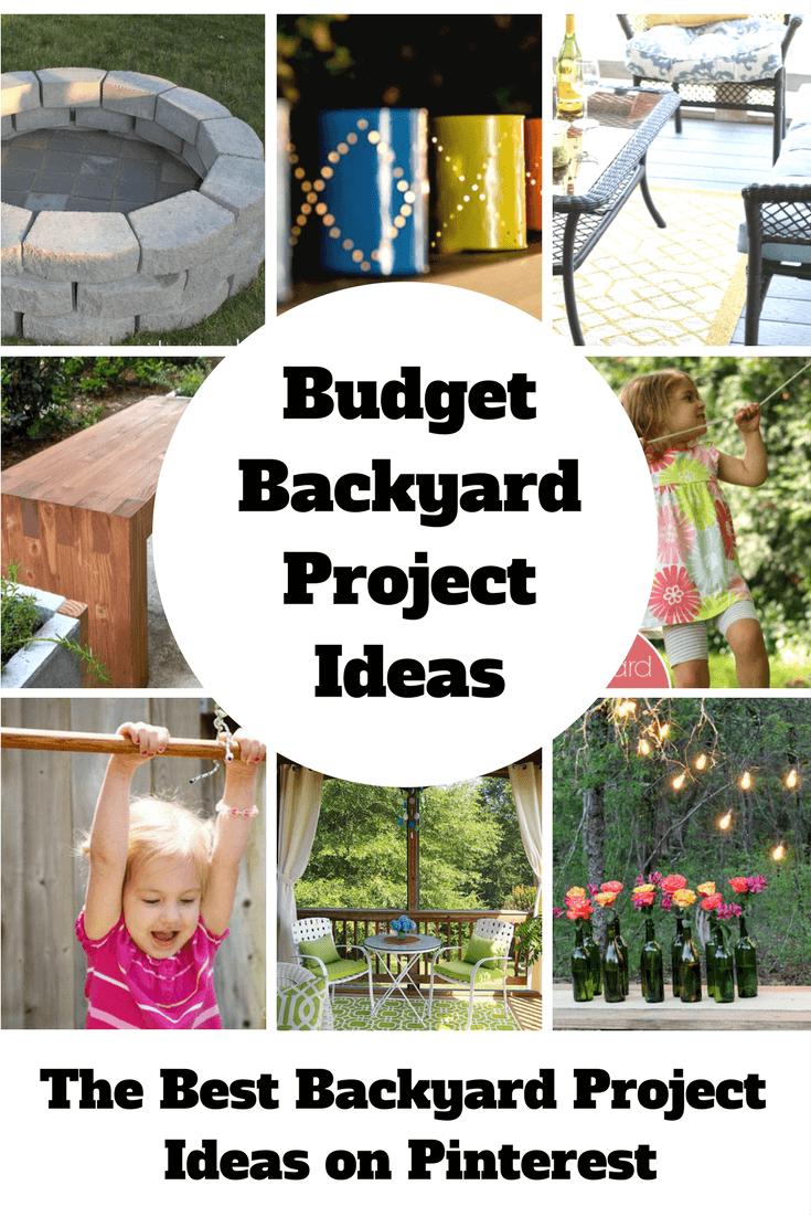 DIY Budget Backyard Ideas - Princess Pinky Girl on Budget Patio Ideas  id=93505