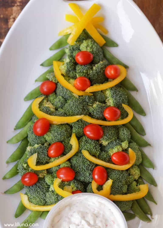 the coolest party platter ideas veggie