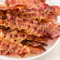Oven-Baked Bacon square featured image