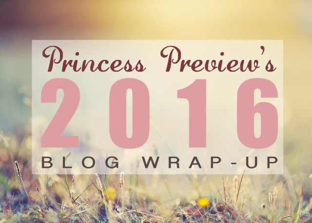 2016 Blog Wrap-Up
