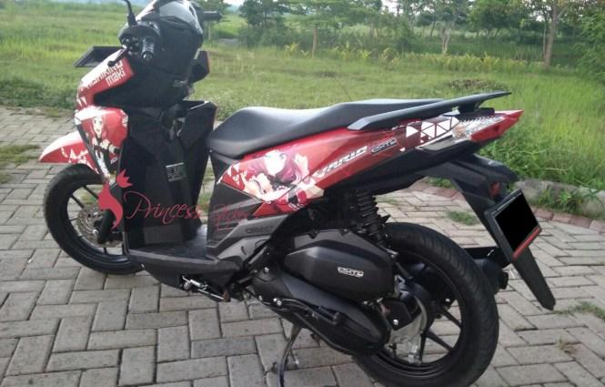 Toko Decal Motor Anime Di Surabaya