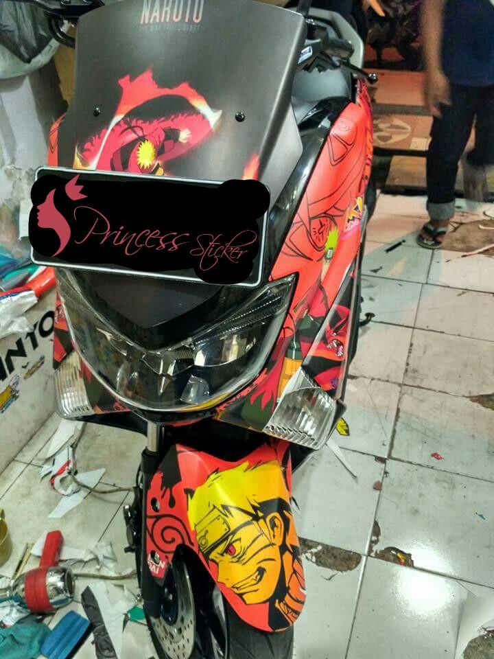 Toko Stiker Motor GP Di Magetan