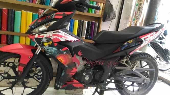 Penjual Sticker Motor beat terbaru Di Sambikerep
