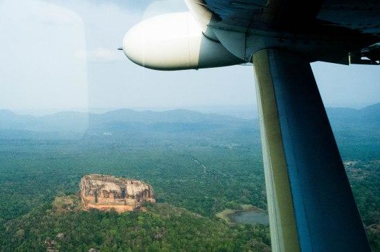 Cinnamon Air Sigiriya Shot