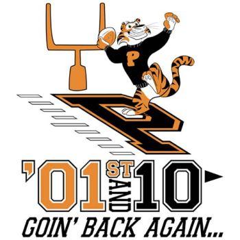 10th Reunion Logo