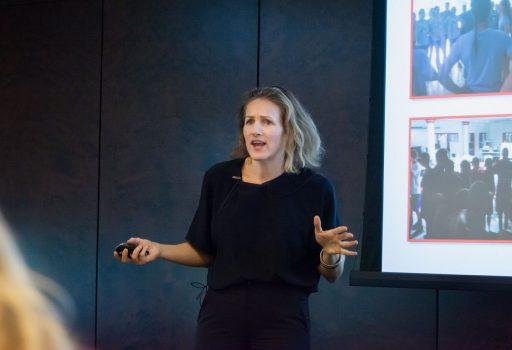Crista Samaras presentation