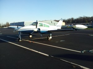 1973 Cessna 310  PRINCETON AIRPORT ~ Learn To Fly Here!