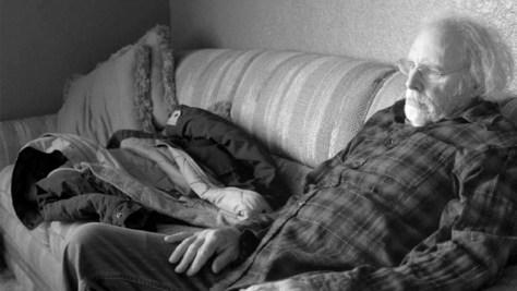 Bruce Dern as Woody in a film still from Nebraska