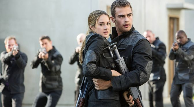 Distracted from Distraction by Divergent