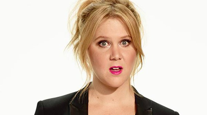 Amy Schumer: Is Anything Off-Limits?