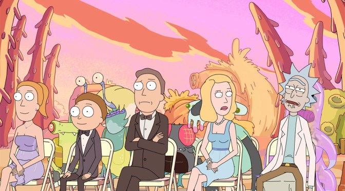 Rick and Morty Done Did It Again, Broh