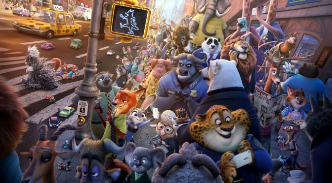 Zootopia Packs a Pointed Punch