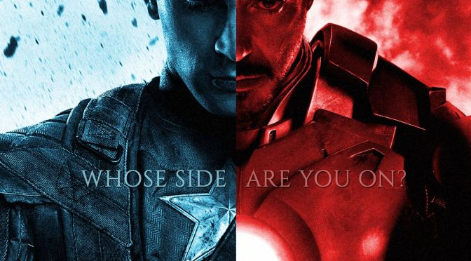 In Civil War, Marvel Triumphs Once Again