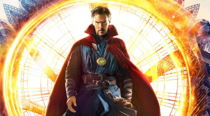 Doctor Strange Not So Strange