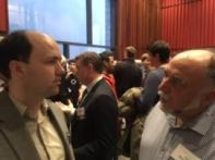 Diccon Hyatt interviews Joe Montemarano