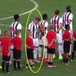 Bes britanskih medija: Fudbaler WBA okrenuo leđa britanskoj himni