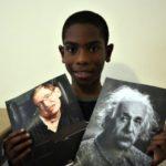 Dečak koji ima viši IQ od Ajnštajna